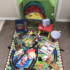 Fun and Educational Toys $15 for all for Sale in Port St. Lucie, FL