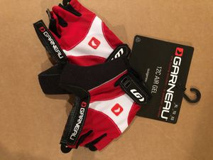 Garneau Red XL bike cycle gloves for Sale in Washington, DC