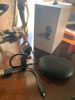 Beats by Dre Powerbeats 3 wireless Black for Sale in Corona, CA
