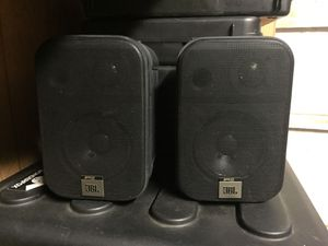 (2) JBL pro III speakers for Sale in Los Angeles, CA
