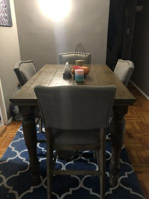 Dining table from Ashley's furniture- CASH ONLY for Sale in The Bronx, NY