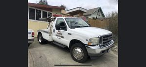 2002 Ford F450 Tow Truck for Sale in Kirkland, WA