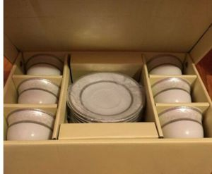 Set of six tea cups and saucers New for Sale in Brooklyn, NY
