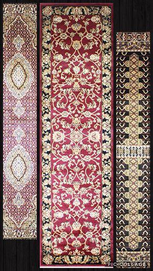 New carpet runner size 3x10 nice rug runners for Sale in Woodbridge, VA