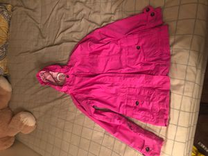The North Face pink rain jacket for Sale in Washington, DC