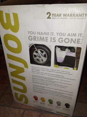 14.5 amp Pressure Washer Sunjoe for Sale in Los Angeles, CA