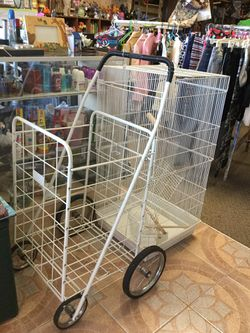 Birds cage and cart for Sale in Bethany,  OK