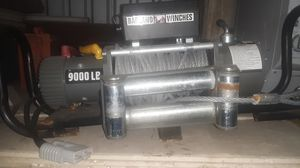 Badland winches 9000lb for Sale in Needville, TX