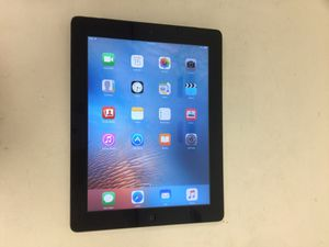 Apple ipad 2 16gb wifi with cable and charger for Sale in Houston, TX