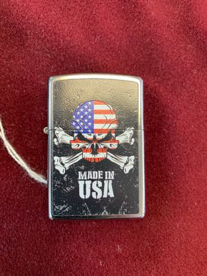Made in USA zippo lighter for Sale in Austin, TX