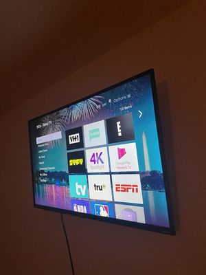 "Roku TCL 43"" 4K for Sale in Port St. Lucie, FL"