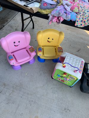 Playskool chairs for Sale in Adelanto, CA