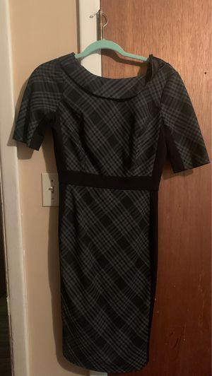 Black plaid dress for Sale in North Little Rock, AR