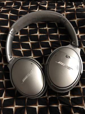Bose Quietcomfort 35 Series II wireless headphones for Sale in Dallas, TX