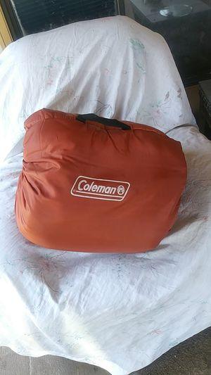 Coleman sleeping Bag for Sale in Zephyrhills, FL