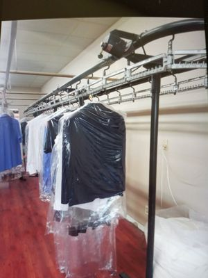 Dry cleaners store, Clothes rack , equipment ........ for Sale in Garden Grove, CA