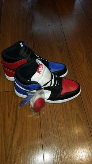 Jordan Retro 1 top 3 high og for Sale in Houston, TX