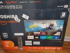 """50"""" 4K Ultra HD for Sale in Atlanta, GA"""