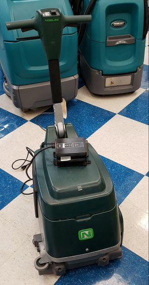 """Nobles Speed Scrub 15"""" Battery Scrubber With Charger for Sale in Eastlake, OH"""