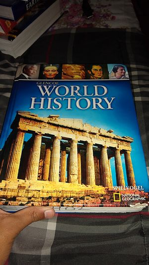 World history textbook for grade 10 or 11 for Sale in Lomita, CA