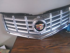 2013-2015 Cadillac SRX front bumper grille OEM Used for Sale in Wilmington, CA