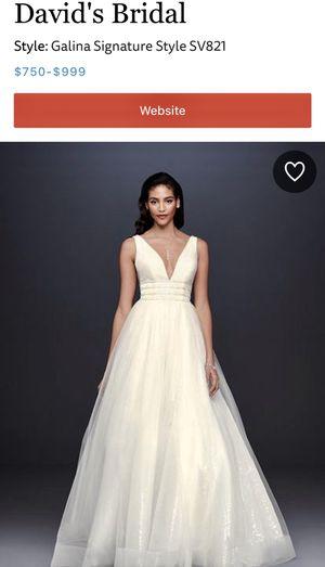 NEW Galina Signature Wedding Dress for Sale in Mesa, AZ