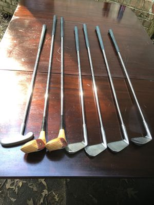 Vintage Stylist Junior Golf Clubs- Right Handed for Sale in Chantilly, VA