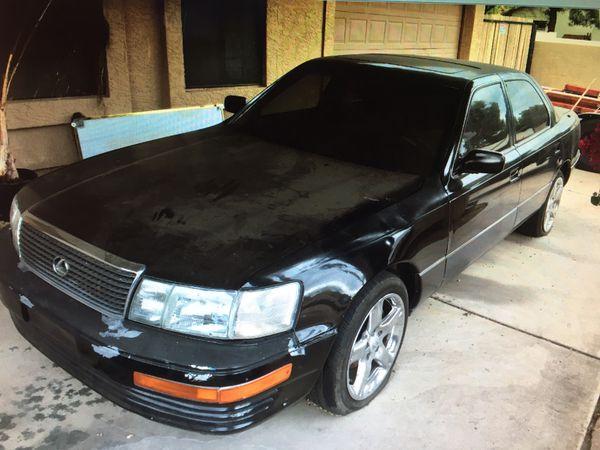 1991 Lexus LS 400 Low Miles!
