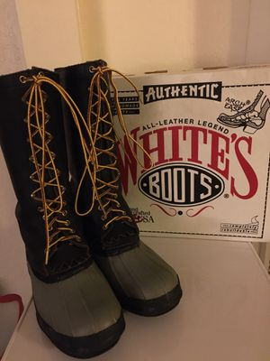 White's boots for Sale in Angels Camp, CA