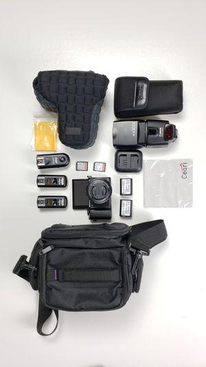 Sony a5100 Camera bundle kit for Sale in Orlando, FL