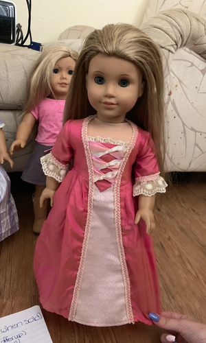 American Girl Doll Elizabeth for Sale in Haines City, FL