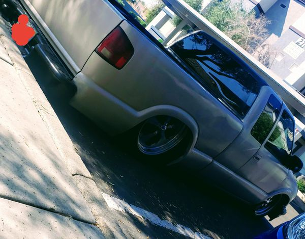 S10 bagged ^Project^ (Runs n Drives) last day for sale if not sold today then I will keep 2,500 obo