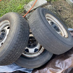 3 Cherokee Xj Wheels for Sale in Miami, FL