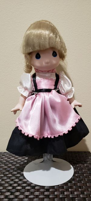 """Precious moments 10"""" tall doll with tag for Sale in Lakewood, CO"""