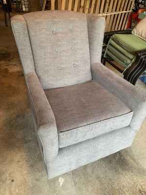 Gliding Rocking Arm Chair for Sale in Newcastle, WA