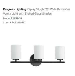Bathroom fixture 22 inch for Sale in Germantown, MD