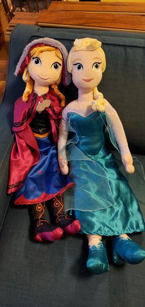 Frozen dolls for Sale in Fairfax, VA