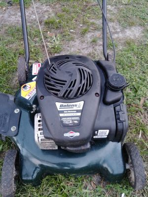 Lawn mower for Sale in NW PRT RCHY, FL