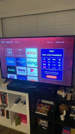 4K 50 inch Roku TV! for Sale in Phoenix, AZ