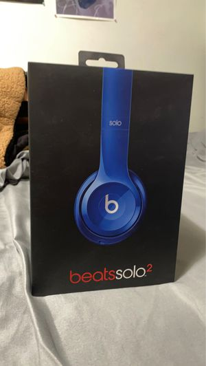 Beats Solo2 (Wired) for Sale in Garden Grove, CA