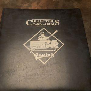 Baseball Card Album for Sale in Woodbridge, VA