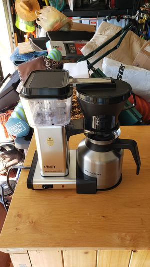 Technician Moccamaster coffee maker for Sale in Land O' Lakes, FL