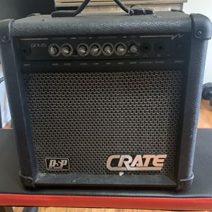 Crate GFX-15 Guitar Amp for Sale in Springfield, TN