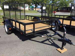 2019 trailer brand new 5x5x10 for Sale in The Bronx, NY