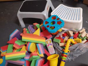 Kids toys,stools for Sale in Plano, TX