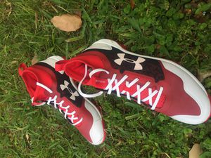 Under armor baseball cleats for Sale in Royal Palm Beach, FL