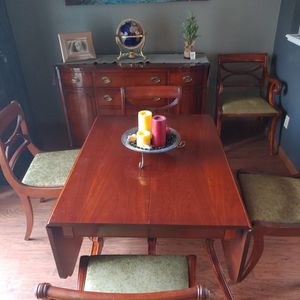Dining Table And Buffet for Sale in Littleton, CO