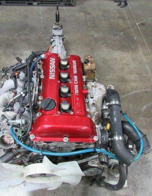 SR20DET engine and transmission for Sale in Roy, UT