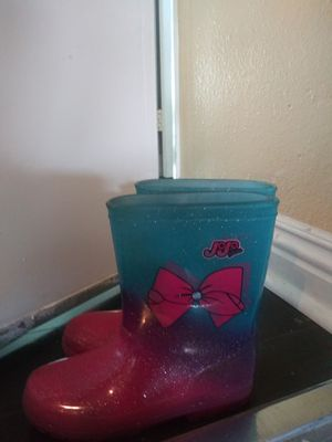 JoJo rain boots for Sale in San Diego, CA