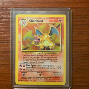 Charizard Base Set for Sale in North Las Vegas, NV
